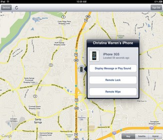 Find My Phone App